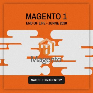 Magento 1 end of life is right the corner. Migrate to Magento 2