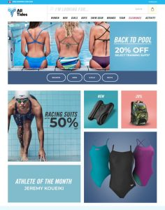 Alltides - swimming equipments in  Montreal
