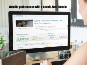 Cookie Free domain
