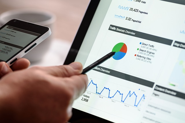 Enfin ... nous vous accompagnons dans votre stratégie marketing et la mise à jour de votre site Web.