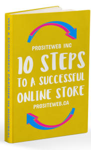 10 STEPS TO FOLLOW  IN ORDER TO SUCCEED WITH YOUR ONLINE SALES