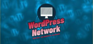 WordPress Network - Allow Multisite from a dashboard