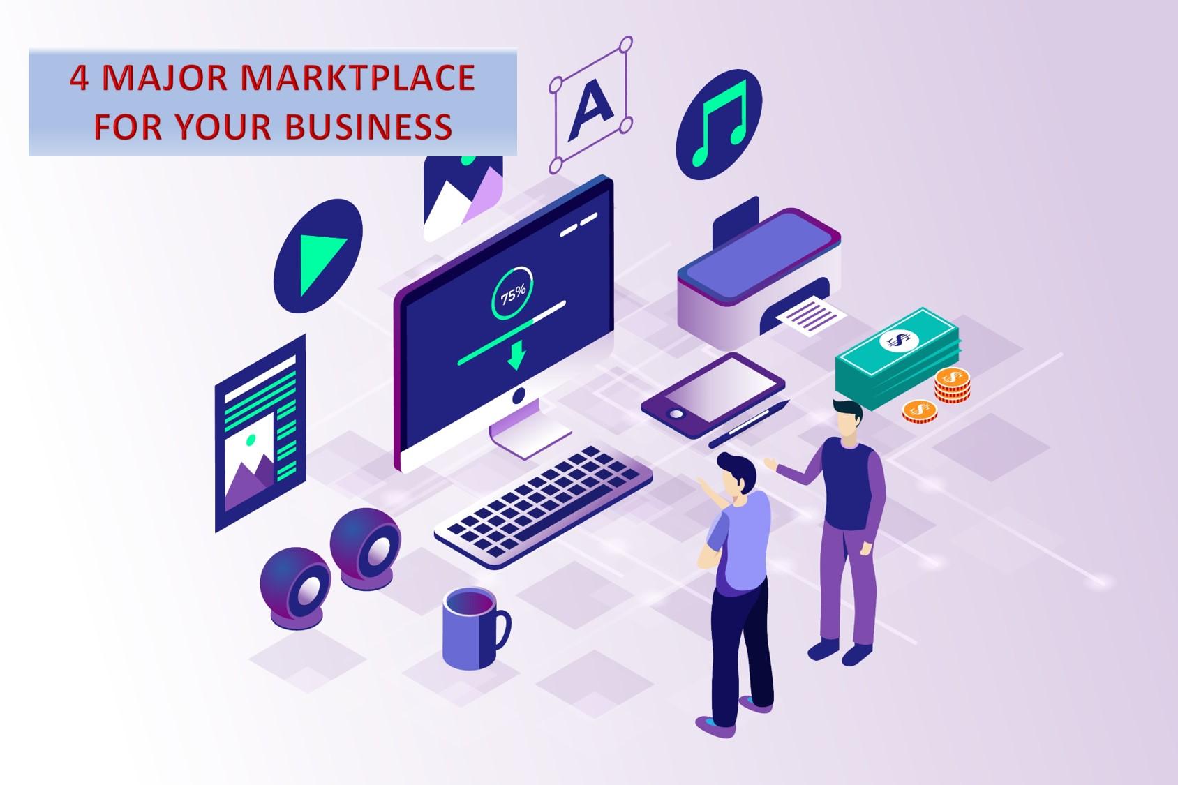 Quatre plateformes multivendeurs pour générer plus de revenus pour votre e-commerce