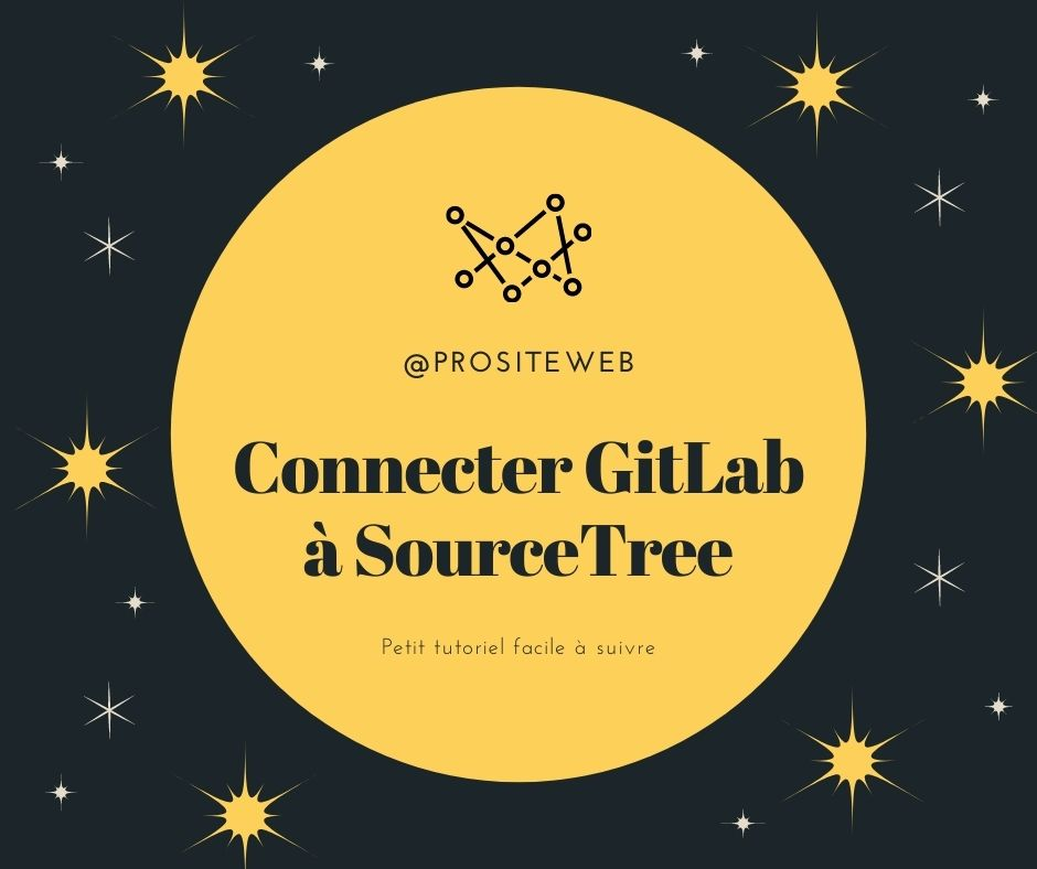 How to Connect GitLab to sourceTree for web project management?